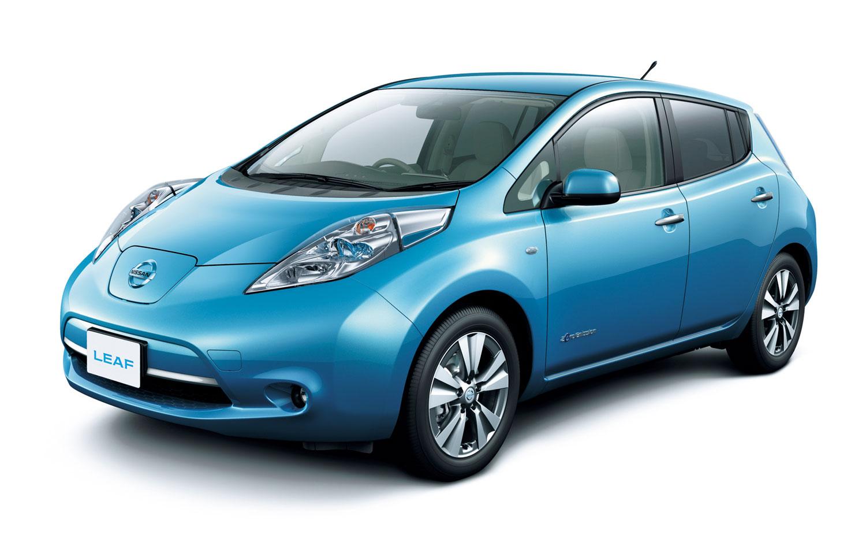 ниссан электромобиль leaf цена #8