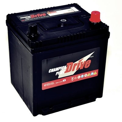 Автомобильный аккумулятор Champion Pilot MF 55055 Drive 50А/ч-12V ст EN510 японские прямая - 200x172x220