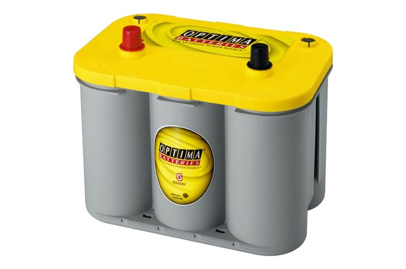 Аккумулятор для легкового автомобиля Optima YellowTop YT U 4.2 - фото 9