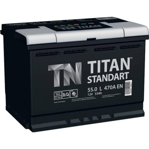 титан инструкция стандарт аккумулятора