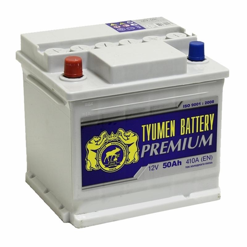 Аккумулятор для легкового автомобиля Tyumen Battery Premium 6СТ-64L 64 Ач Об - фото 2