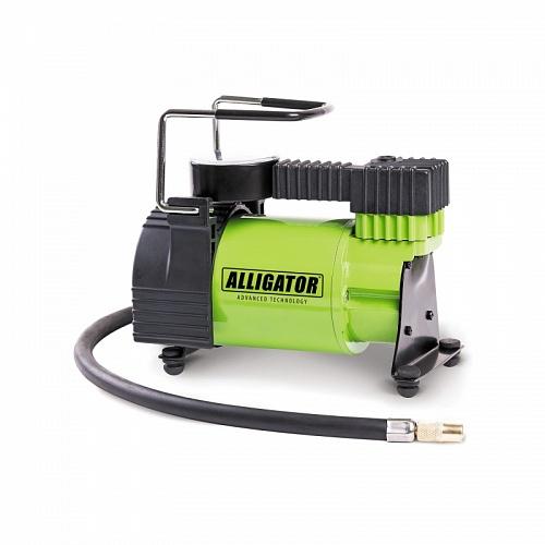 Автомобильный компрессор Alligator AL-400 - фото 7