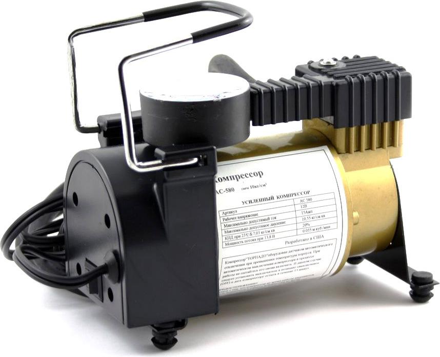 Автомобильный компрессор Tornado АС-580 - фото 5