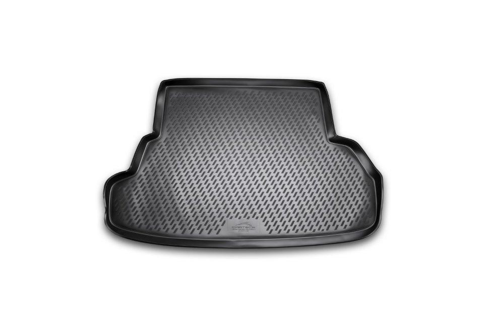 Автомобильный коврик Novline CARHYN00004 для Hyundai Elantra 05/2016 Black - фото 6
