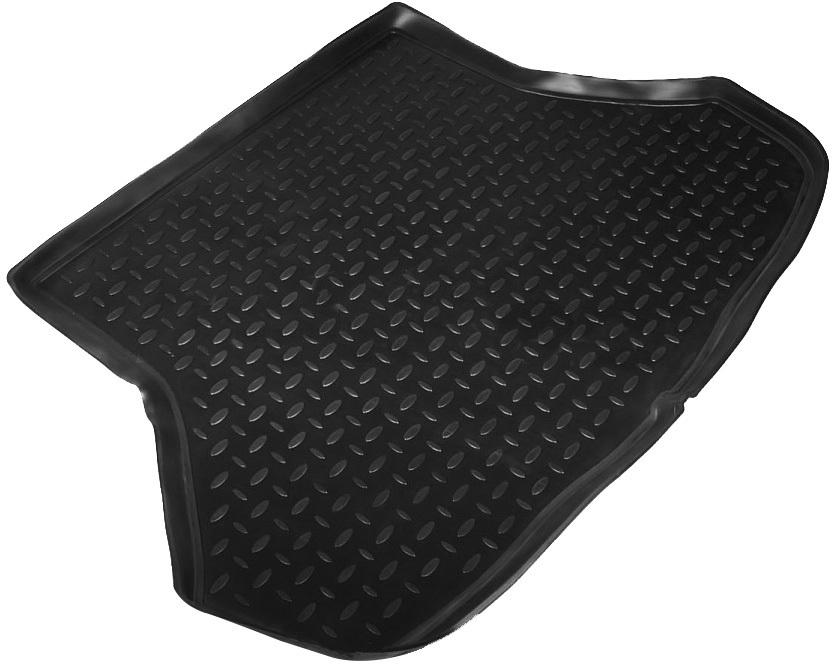 Автомобильный коврик Seintex 85626 для Skoda Rapid - фото 4