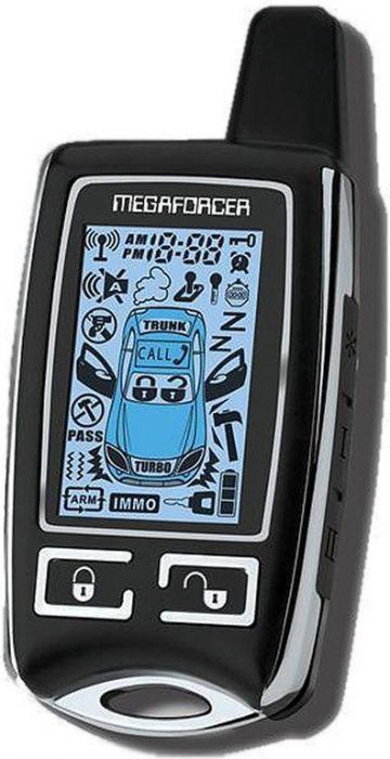 Megaforcer Mega-3 Инструкция