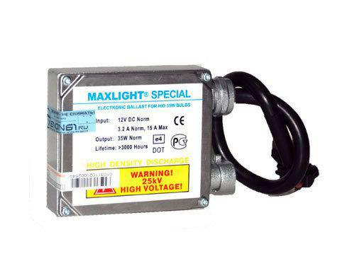 Блок розжига Maxlight Special (с обманкой) - фото 8