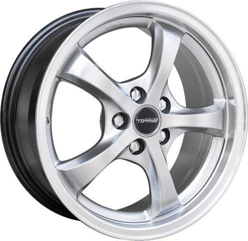 Легковой диск TG Racing LZ033 7x16 5x114,3 ET38 67 Chrome