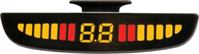 Парктроник Parkmaster 4-DJ-92 Black