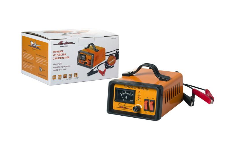 Зарядное устройство для аккумулятора AirLine ACH-5A-06