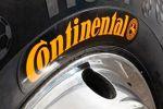 Компания Continental будет выпускать шины для землеройных машин